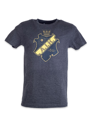 T-shirt vintage grå