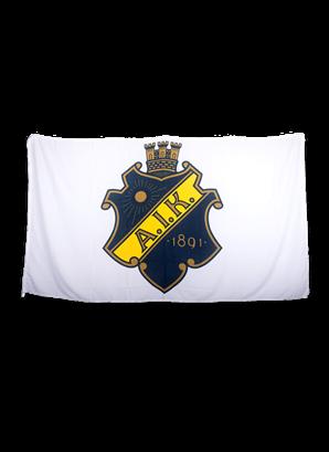 Flaggstångsflagga vit