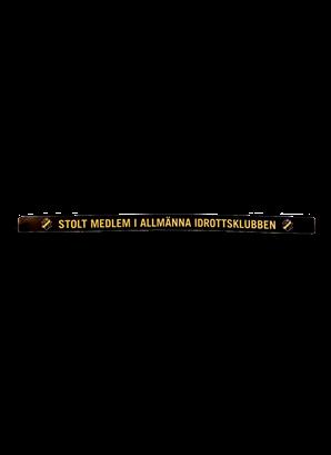 DEKAL STOLT MEDLEM