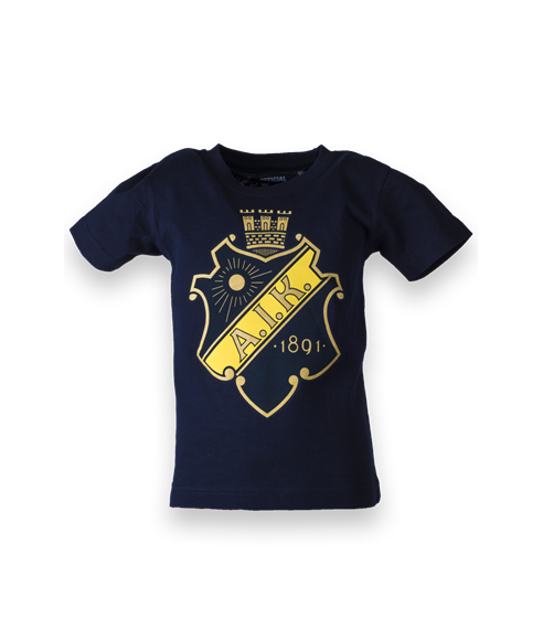 T-shirt marin AIK