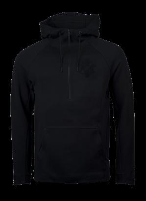 Nike tech-fleece hoodie svart hz