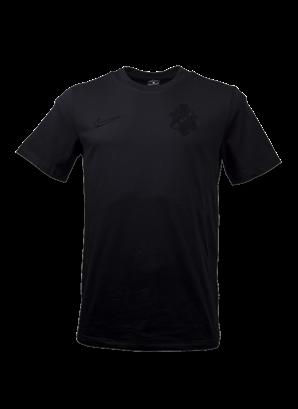 Nike t-shirt svart sköld