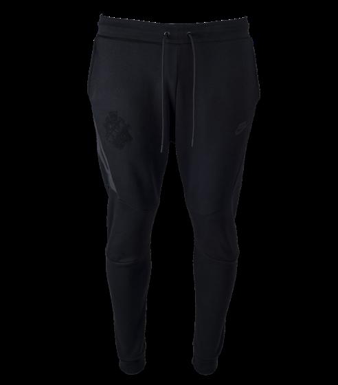 Nike techfleece byxa svart
