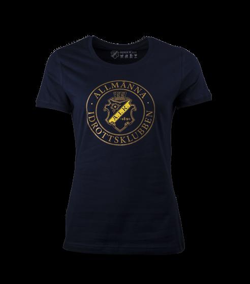 T-shirt marin Allmänna dam