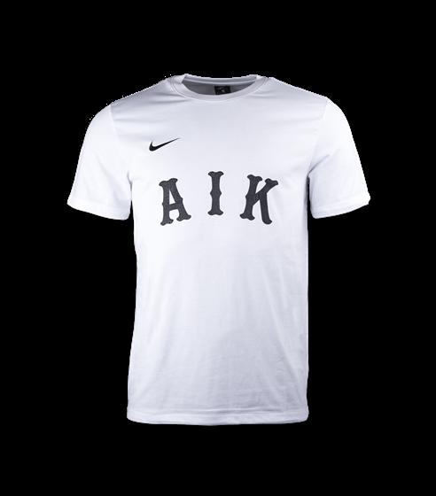 AIK Shop - Nike T-shirt vit vintage - Officiell souvenirbutik 33e0cfb0450ec