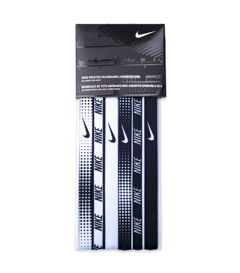 NIKE hårband 6-pack
