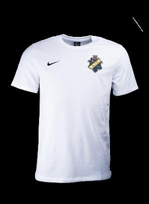Nike T-shirt vit sköld