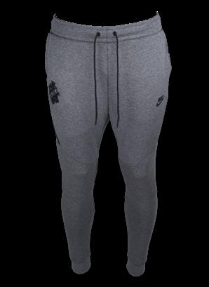 NIKE tech-fleece byxa grå