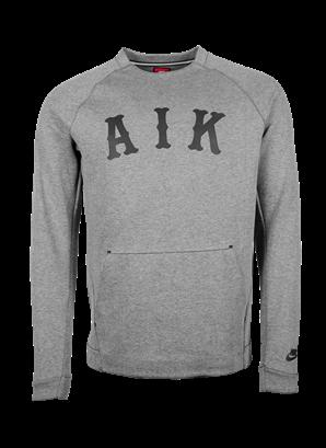 Nike sweatshirt grå AIK