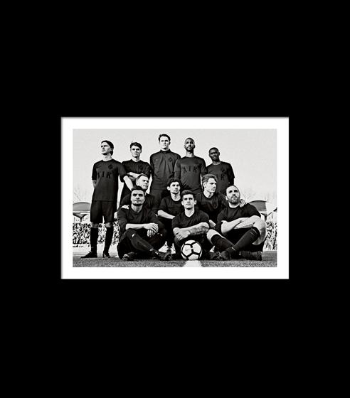 Poster Retro Team anno 1901