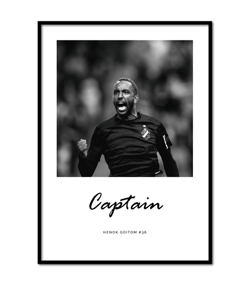 Poster Kapten Henok