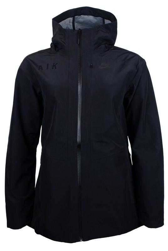 196d80e3 AIK Shop - Nike vindjacka svart AIK dam - Officiell souvenirbutik