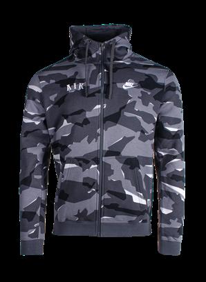 Nike ziphood camo AIK