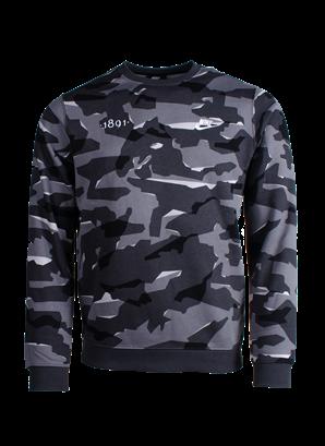 Nike sweatshirt camo 1891