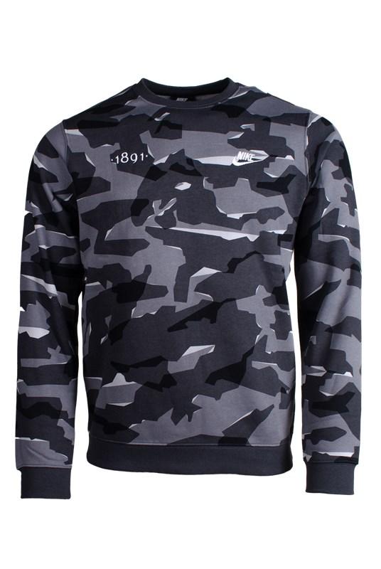 AIK Shop - Nike sweatshirt camo 1891 - Officiell souvenirbutik 1729a09bdcca0