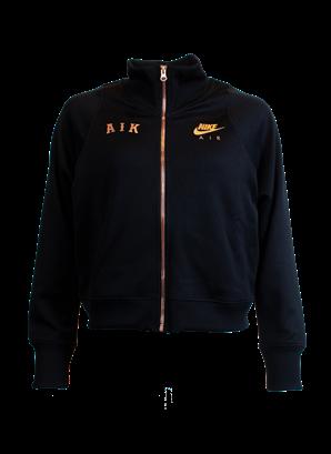 Nike svart Dam ziphood AIK rosé