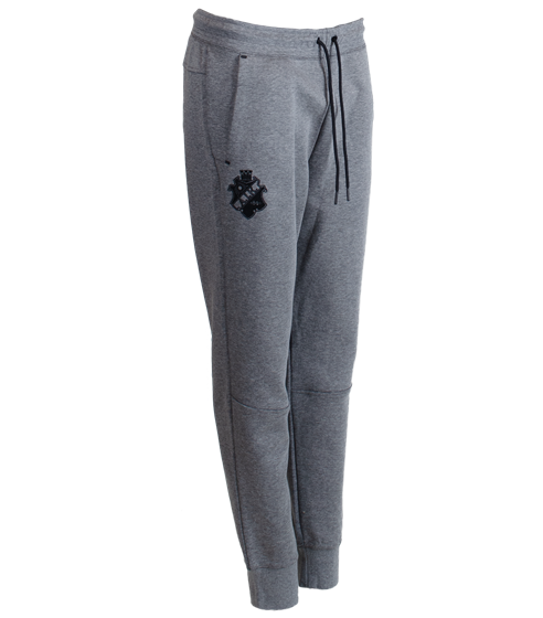 Nike techfleece byxa grå dam