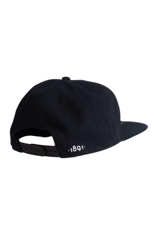 AIK Shop - Nike svart keps 1891 - Officiell souvenirbutik 1baf079f6dd41
