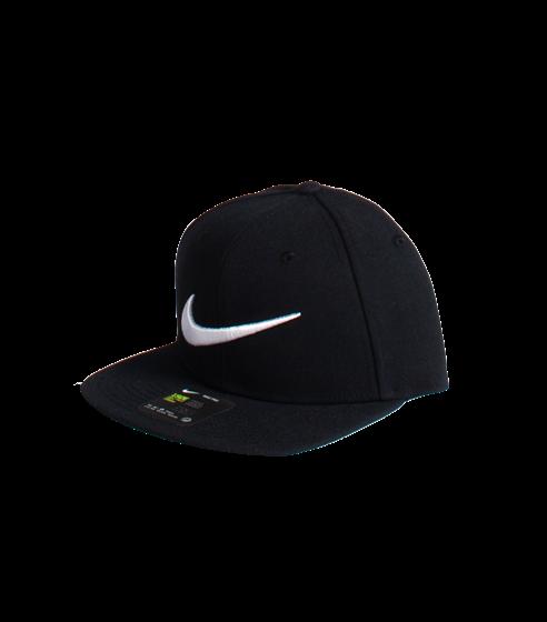 Nike svart keps 1891 rak skärm