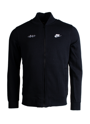 Nike svart bomber zip 1891