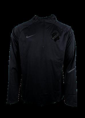 Nike black edt. shield top