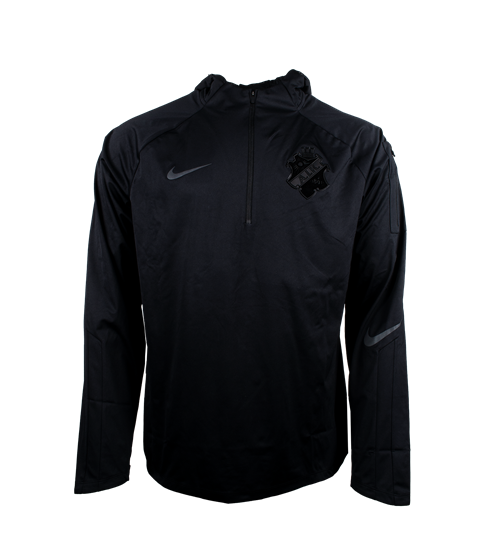 Nike black edt. shield top