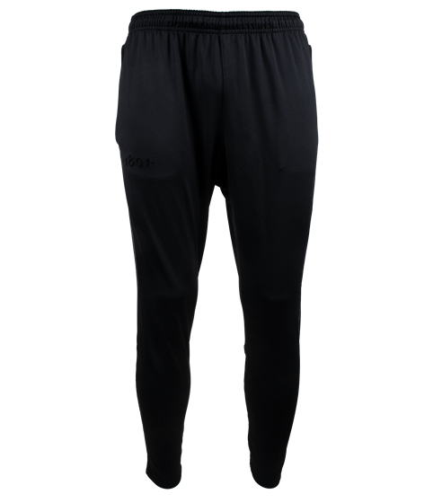 Nike black edt. 1891 warmup pants