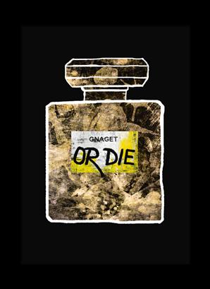 Poster Gnaget or die