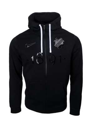 Nike black edt. 1891 ziphood