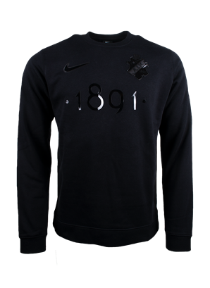 Nike black edt. 1891 sweatshirt
