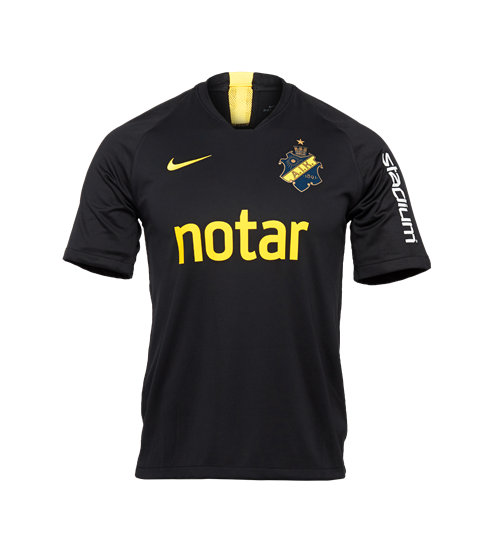 2019 AIK Strike Home sponsor