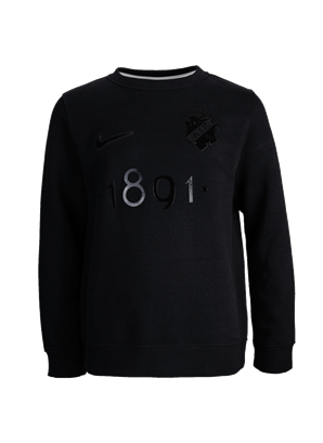 Nike black edt. 1891 sweatshirt barn