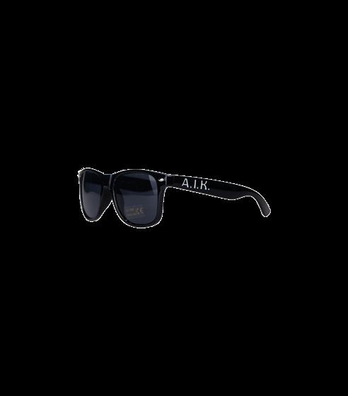 Solglasögon svart AIK