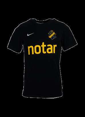 Nike T-shirt replika svart