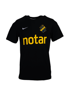Nike T-shirt replika svart barn