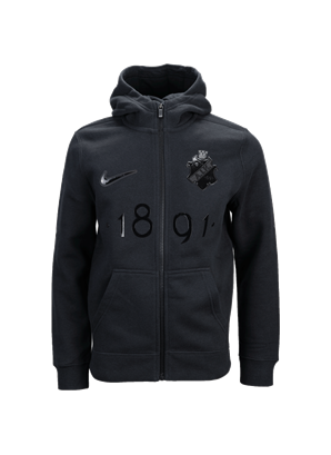 Nike black edt. 1891 ziphood barn