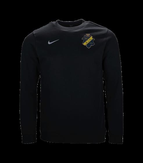Nike sweatshirt svart sköld