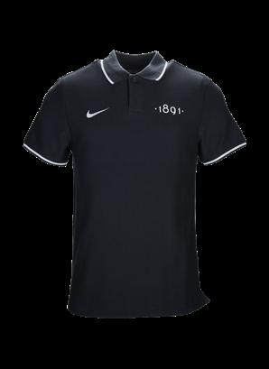 Nike pike 1891 svart/vit