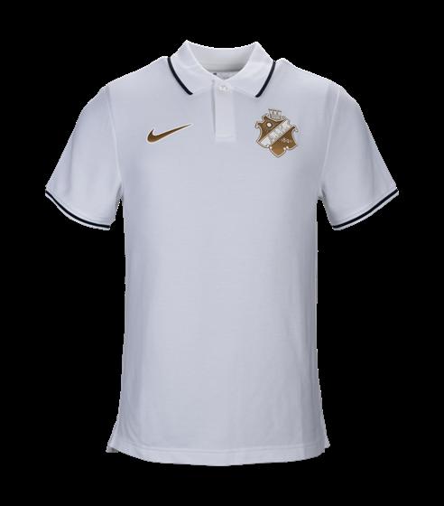 Nike white edt. piké