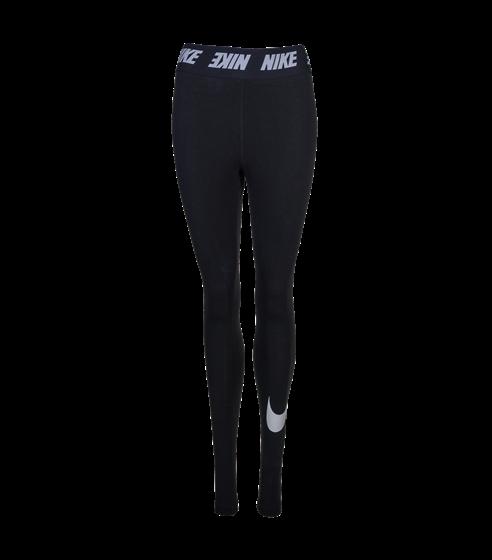Nike leggings färgad sköld