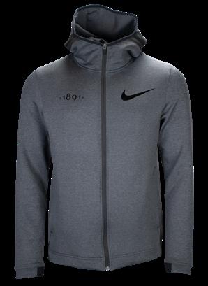 Nike black edt. 1891 therma flex zip