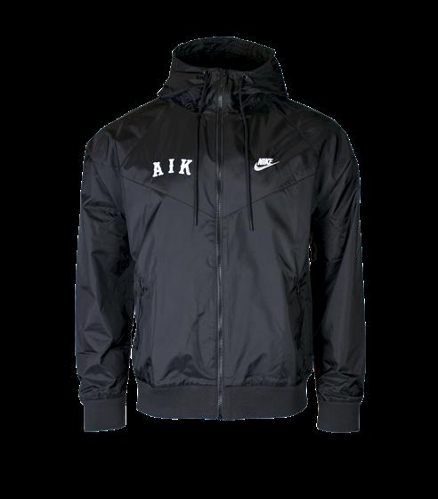 Nike vindjacka AIK letters