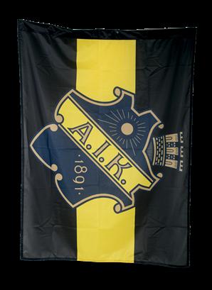 FLAGGA SKÖLD STOR