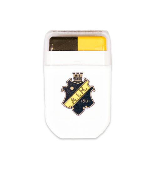 AIK Ansiktsfärg svart/gul