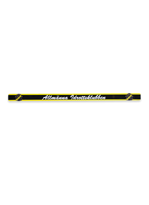 List allmänna idrottsklubben gul rand