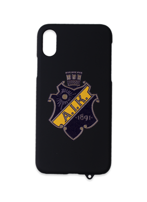 2019 Iphone XS svart sköld