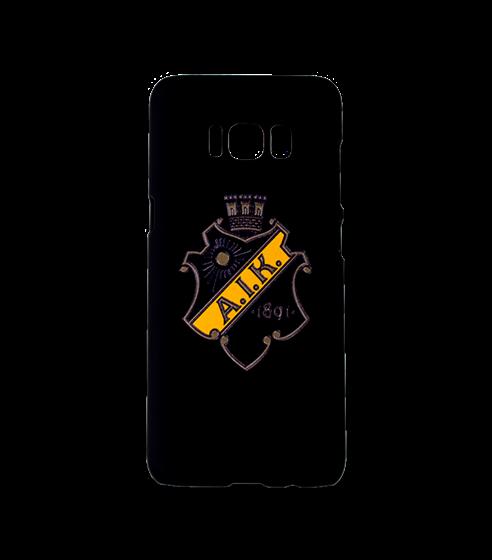 2019 Samsung S8 svart sköld