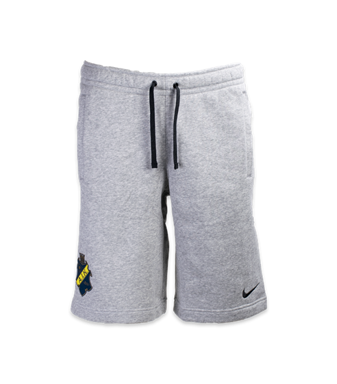 Nike sweatshorts grå 2020 färgad sköld