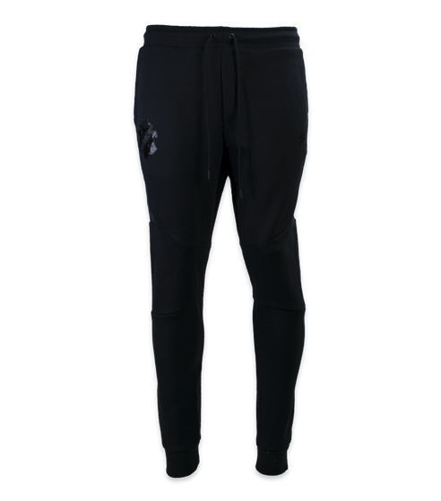 Nike black edt.Techfleece byxa
