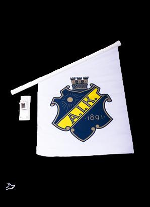 Flagga Fasad